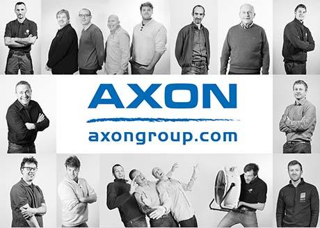 Axon Group, brochure