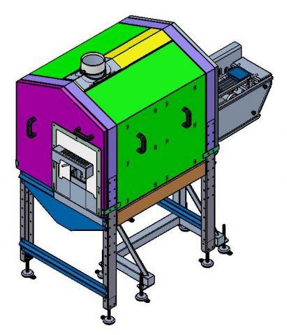 MiniRonair voor het drogen van verpakkingen