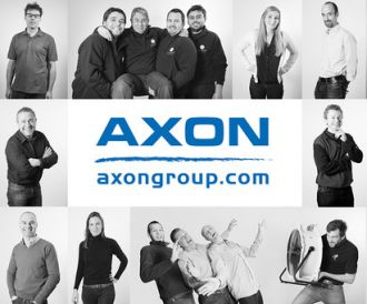 Axon frontpage